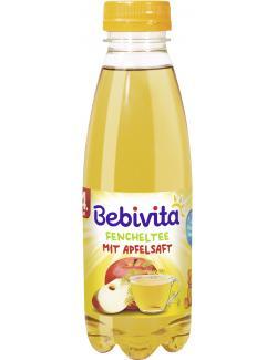 Bebivita Tee & Saft Fencheltee mit Apfelsaft  (500 ml) - 4018852010586