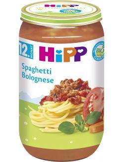 Hipp Spaghetti Bolognese  (250 g) - 4062300037014