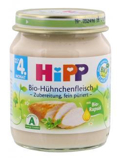 Hipp Bio Hühnchenfleisch  (125 g) - 4062300038318