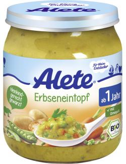 Alete Erbseneintopf  (250 g) - 4251099601609