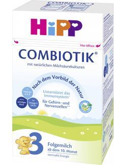 Hipp Bio Combiotik 3  (600 g) - 4062300155220