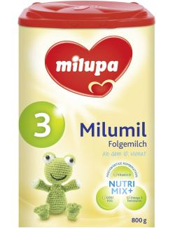 Milupa Milumil 3 Folgemilch  (800 g) - 4008976032885