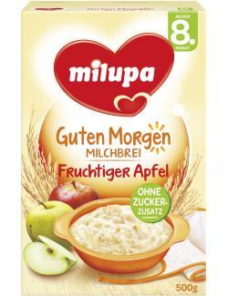 Milupa Milchbrei Apfel-Vanille  (500 g) - 4008976072836