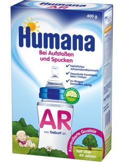 Humana AR bei Aufstoßen und Spucken  (400 g) - 4031244780409