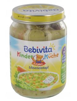Bebivita Erbseneintopf  (250 g) - 4018852016441