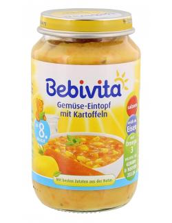 Bebivita Gemüse-Eintopf mit Kartoffeln  (220 g) - 4018852017455