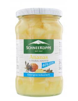 Schneekoppe Ananas in Stücken naturtrüb  (200 g) - 40397993