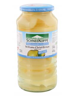 Schneekoppe Williams-Christ-Birnen  (380 g) - 40397801