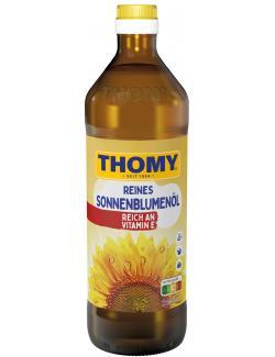 Thomy Reines Sonnenblumenöl  (750 ml) - 4005500087151