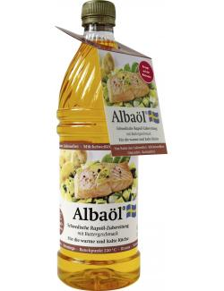 Albaöl Schwedische Rapsöl-Zubereitung  (750 ml) - 7313840049263