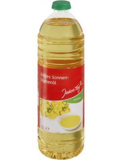 Jeden Tag Pflanzenöl aus Raps  (1 l) - 4250780306359