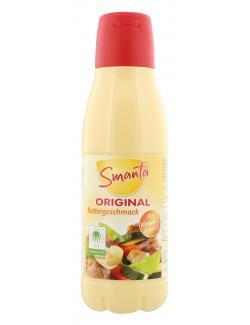 Smanta Pflanzencreme Original Buttergeschmack  (500 ml) - 2000422919629