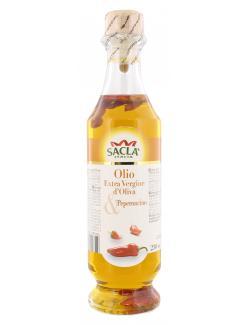 Sacla Natives Olivenöl extra & Chilischoten  (250 ml) - 8001060018549