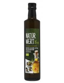 NaturWert Bio Natives Olivenöl extra  (500 ml) - 4250780302078
