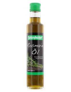 Seitenbacher Rosmarinöl  (250 ml) - 4008391082151