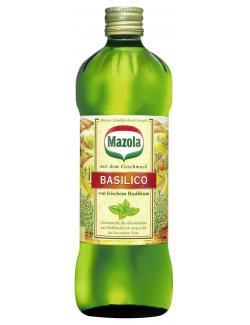 Mazola Basilico  (500 ml) - 4046800118862