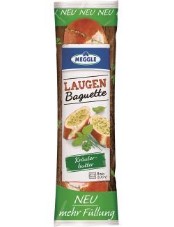 Meggle Laugenbaguette Kräuterbutter  (160 g) - 4034900032782