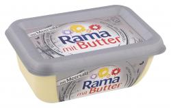 Rama mit Butter und Meersalz  (225 g) - 8712100375361