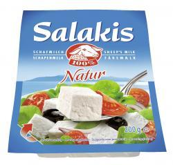 Salakis Schafskäse Natur  (200 g) - 3023260005100