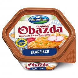 Alpenhain Obazda Original  (125 g) - 4003751002824