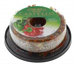 Castello Frischkäse Pikant  (125 g) - 5740200028651