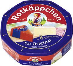 Rotkäppchen Das Orginal Camembert 8 Ecken mild-cremig  (250 g) - 4050800060083