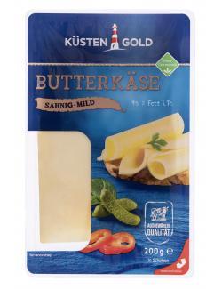 Küstengold Butterkäse  (200 g) - 4000436514078