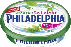 Philadelphia So Leicht Kräuter  (175 g) - 7622300318161