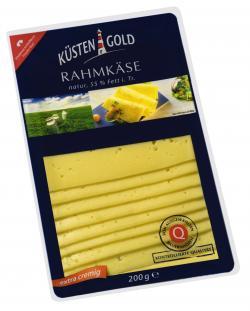 Küstengold Rahmkäse  (200 g) - 4000436519608