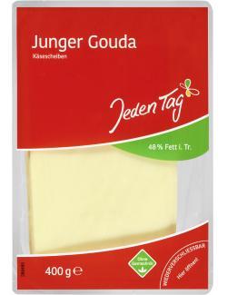 Jeden Tag Junger Gouda  (400 g) - 4306188724278