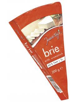 Jeden Tag Brie mild-aromatisch  (200 g) - 4306188724186