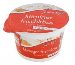 Jeden Tag Körniger Frischkäse  (200 g) - 4306188724100