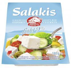 Salakis Schafskäse light  (180 g) - 3482010000473