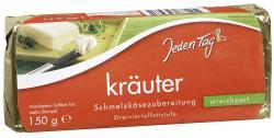 Jeden Tag Schmelzkäse Sahne  (150 g) - 4306188724001