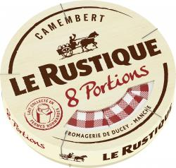 Le Rustique Camembert  (240 g) - 3176580107297