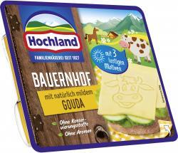 Hochland Bauernhof Gouda Sandwich Scheiben  (175 g) - 4002468152839
