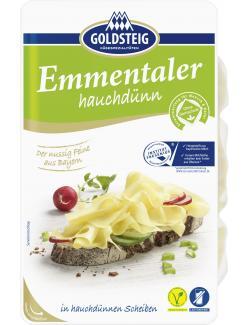 Goldsteig Emmentaler hauchdünn  (125 g) - 4008432042229