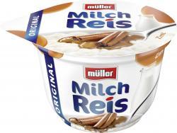 Müller Milchreis Original Zimt  (200 g) - 4025500021146