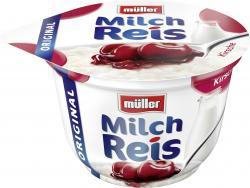 Müller Milchreis Original Kirsche  (200 g) - 4025500021177