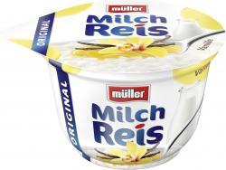 Müller Milchreis Original Vanilla  (200 g) - 4025500021139
