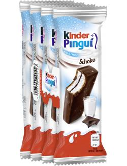 Kinder Pingui Schoko  (128 g) - 4008400290423