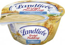 Landliebe Grießpudding Traditionell  (150 g) - 4040600022107