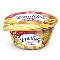 Landliebe Grießpudding Vanille  (150 g) - 4040600026259