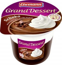 Ehrmann Grand Dessert Schoko  (200 g) - 4002971234107