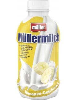Müllermilch Banane  (400 ml) - 42114314