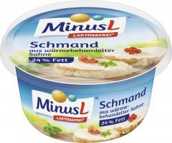 Minus L Schmand  (150 g) - 4062800001645