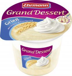 Ehrmann Grand Dessert Grieß  (200 g) - 4002971228403