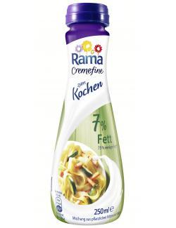 Rama Cremefine zum Kochen 7%  (250 ml) - 8718114715162