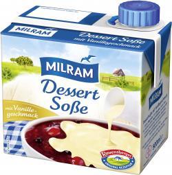 Ravensberger Dessert Soße Vanille  (500 ml) - 4008435089603