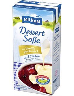 Ravensberger Dessert Soße Vanille  (330 ml) - 4008435301002